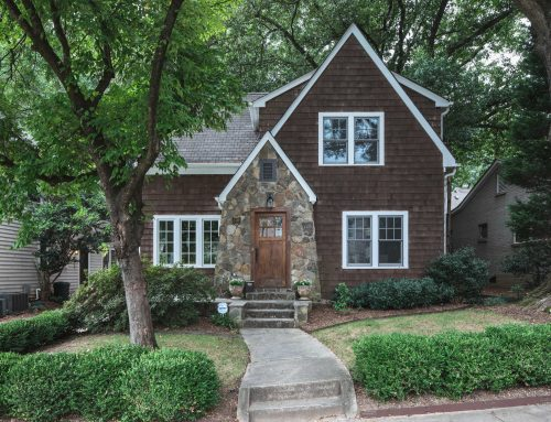 Just Listed! Historic Home in Dilworth