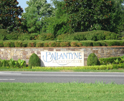 Ballantyne Country Club,homes for sale,real estate,lynn johnson