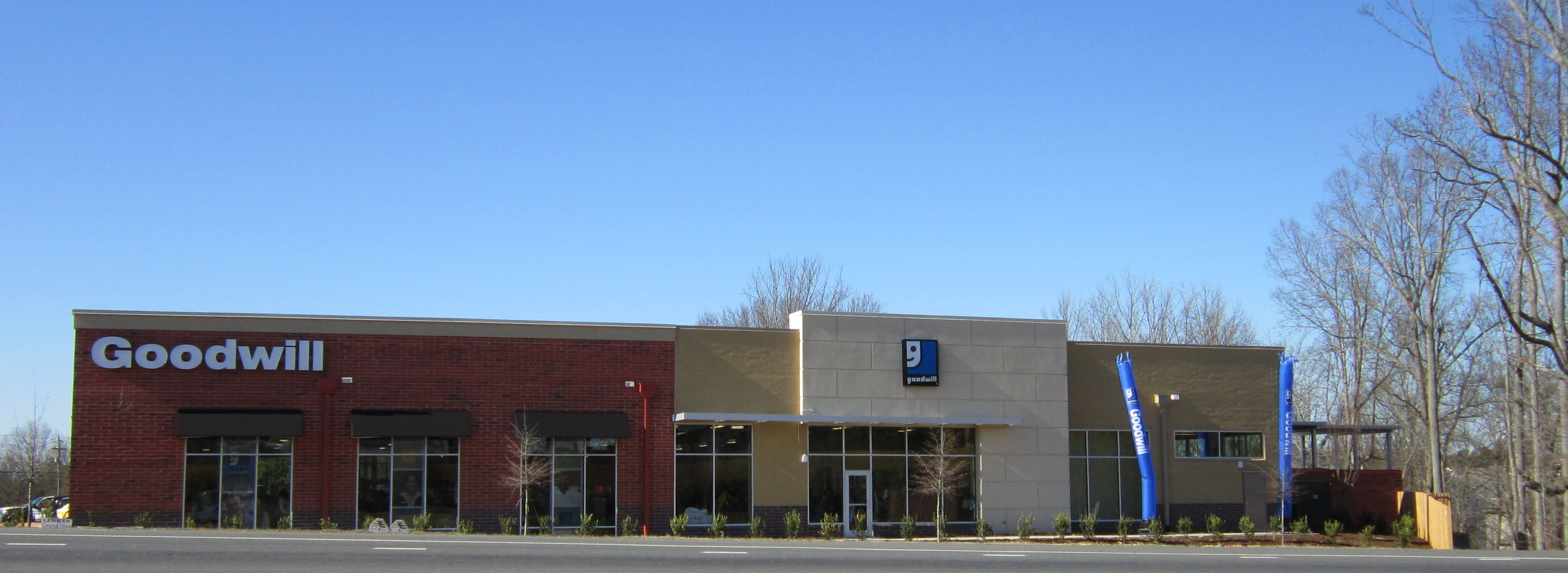 Goodwill's Opening a Huge Success in Ballantyne ... Goodwill