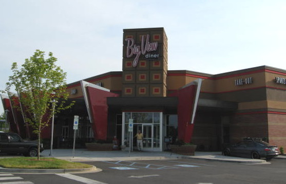 Big View Diner, Ballantyne
