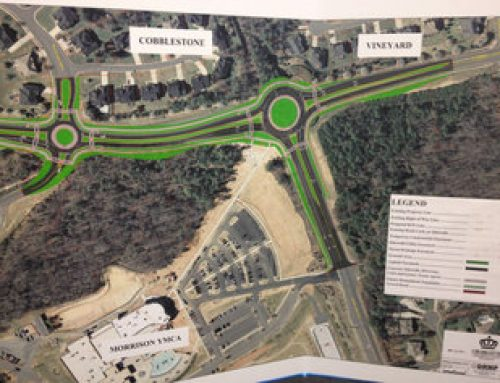 BALLANTYNE NEWS: Community House Road to Get Major Upgrade
