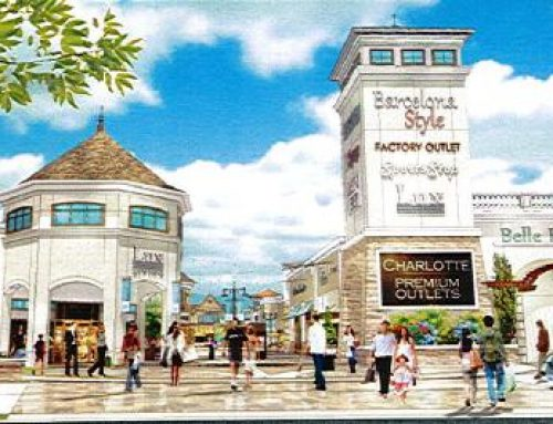 New Outlet Mall Comes to Steele Creek!